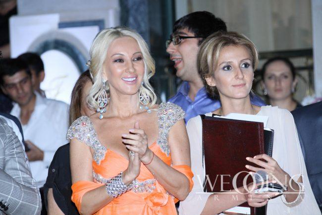 Роскошная VIP свадьба Wedding Armenia