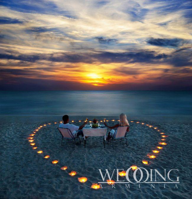 Destination Wedding at Lake Sevan