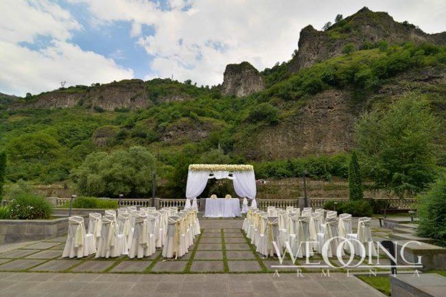 Организация свадеб VIP уровня в Армении