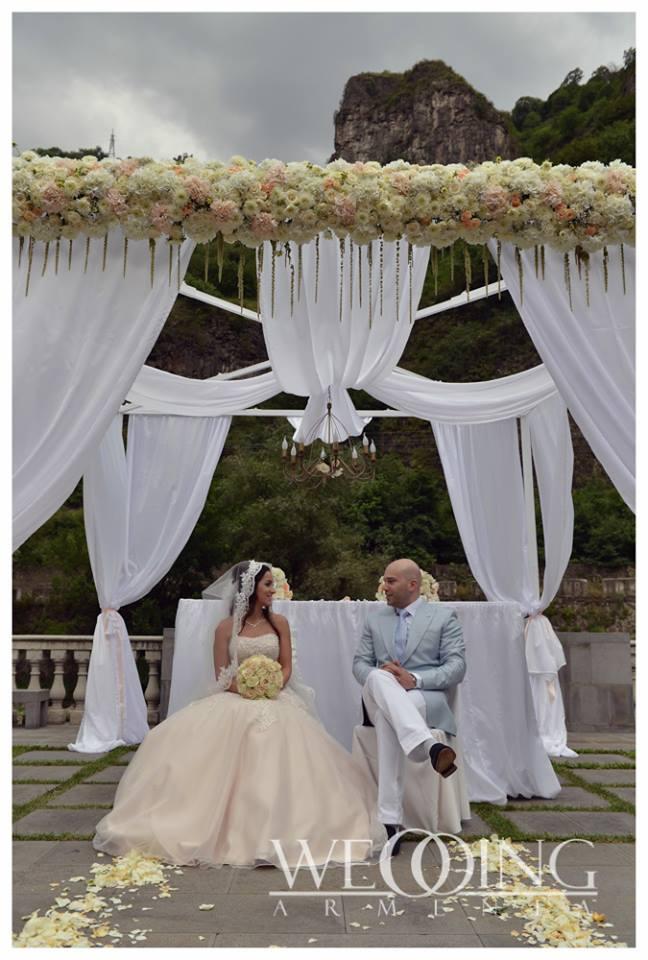 Wedding Armenia VIP Services for VIP Weddings