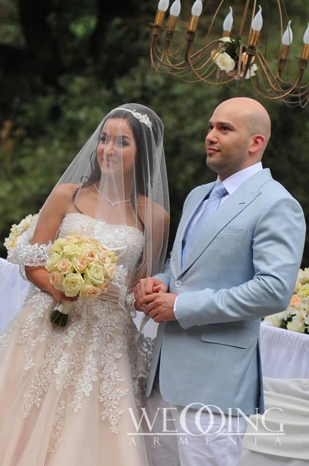 Wedding Armenia Luxurious Wedding