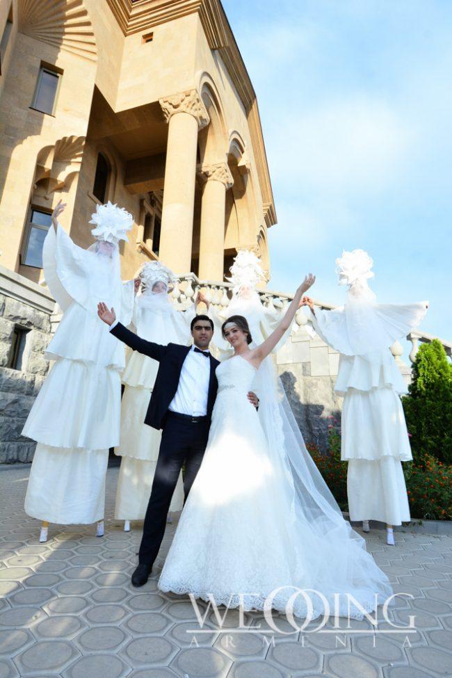 Организация свадеб VIP уровня Wedding Armenia