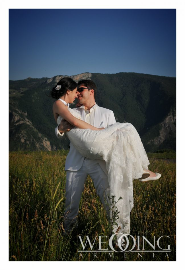 Свадьба за рубежом Армения