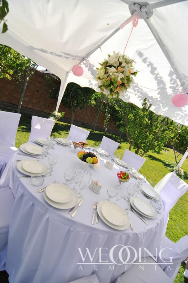 Outdoor Weddings in Armenia