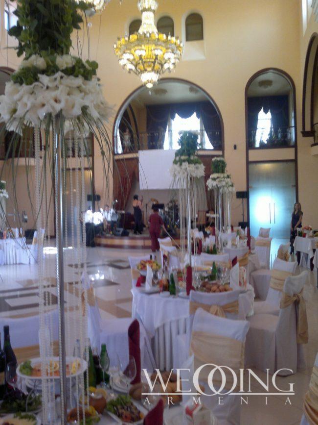 Свадьба в ресторане Wedding Armenia