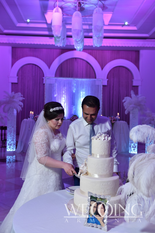 Wedding Armenia Հարսանյաց տորթ
