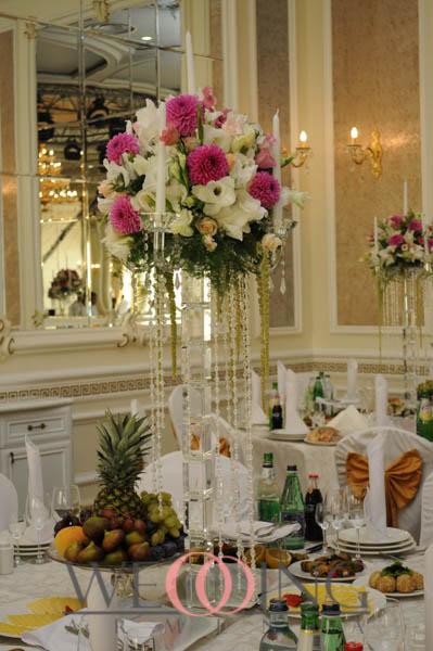 Wedding Armenia Հարսանեկան Ֆլորիստիկա