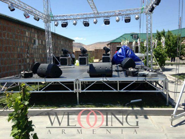 Wedding Armenia Բացօթյա հարսանիքների կազմակերպում