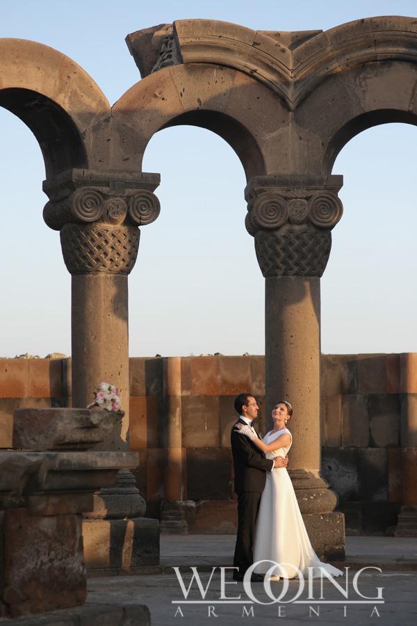 Wedding Armenia Հարսանյաց Արարողությունը Զվարթնոցում