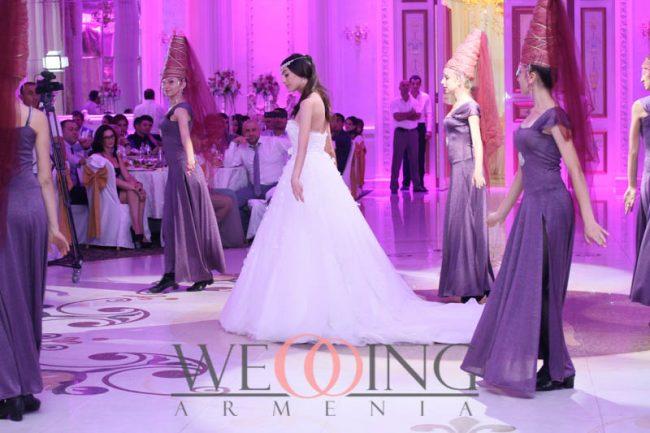 Wedding Armenia Շատ Գեղեցիկ Հարսի Պար