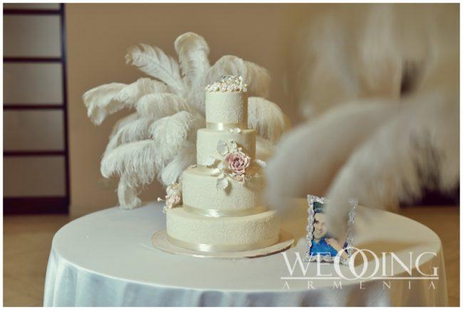Wedding Armenia Հարսանեկան Տորթ