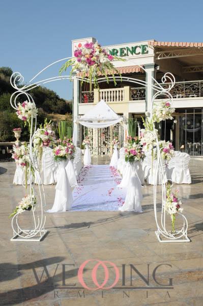 Wedding Armenia Հարսանեկան ձևավորում