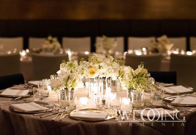Свадьба в банкетном зале Wedding Armenia