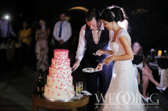 Wedding Armenia Շքեղ և համեղ հարսանեկան տորթեր