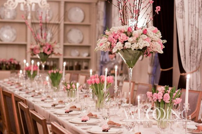 Рестораны и банкетный залы для свадьбы в Армении