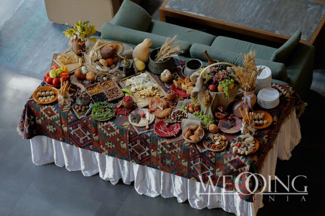 Wedding Armenia Հարսանեկան նշանդրության Ծննդյան առիթների Ֆուրշետ Հայաստանում