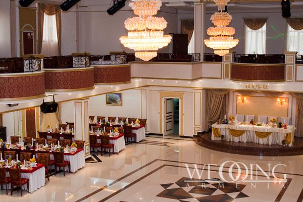 Рестораны и банкетный залы для свадьбы